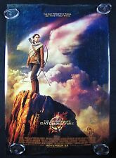Hunger Games Catching Fire Original Theater Movie Poster One Sheet DS 27x40
