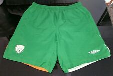 PANTALON SHORT VINTAGE UMBRO IRELAND TALLA XL