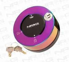 NRG Steering Wheel Quick Release Hub Quick Lock (Shine) Neo Chrome Finish