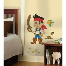 New GIANT JAKE AND THE NEVERLAND PIRATES WALL DECALS Room Stickers - Great Gifts