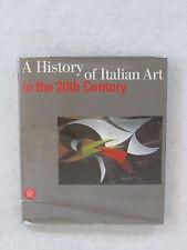 Sandra Pinto  A HISTORY OF ITALIAN ART  IN THE 20TH CENTURY c2002