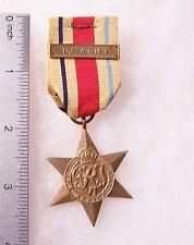 Great Britain WW II Africa Star, Bar 1st Army
