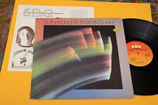SUTHERLAND BROTHERS & QUIVER LP SLIPSTREAM-ORIG OLANDA 1976 EX