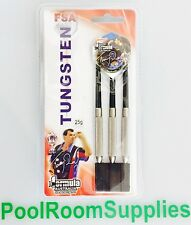 Australia's World Champion TONY DAVID FSA Tungsten Dart Board Darts 21 Gram