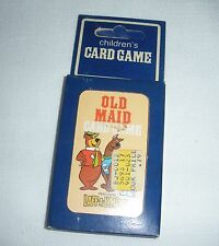 1979 Hoyle Old Maid Laff-A-Lympics Cards, Featuring Scooby-Do & Shaggy