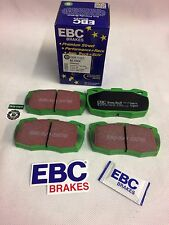 Land Rover Defender 90/110 EBC Green Stuff Performance Front Brake Pads BA 2202A