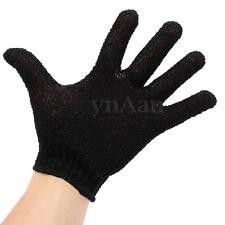 Resistente Termico Protezione Guanto Utilizzo Piastra e Ferro Per Capelli -black