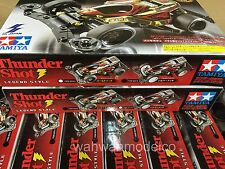 Tamiya Mini 4WD Thunder Shot Legend Style Gold & Silver Plated Set 93214 93215