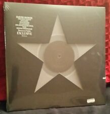 DAVID BOWIE BLACKSTAR BARNES & NOBLE EXCLUSIVE CLEAR VINYL. LIMITED TO 5000