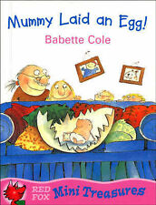 Mummy Laid An Egg! (Red Fox Mini Treasure),GOOD Book