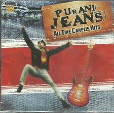 PURANI JEANS - ALL TIME CAMPUS HITS - BRAND NEW  CD - FREE UK POST