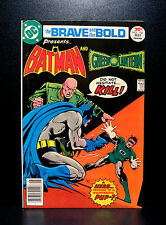 COMICS: DC: Brave and the Bold #134 (1977), Batman/Green Lantern - RARE