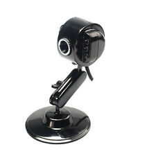 USB 2.0 HD Webcam Camera With Microphone Mic LED For PC Laptop Desktop Webcams