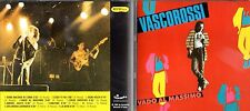 Vasco Rossi-Vado Al Massimo Cd Gold Edition NM Rare