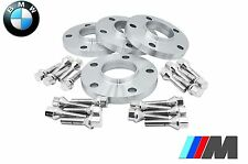 4 BMW 25 MM HUB CENTRIC 5x120 WHEEL SPACERS 72.56 HB CHROME LUG BOLTS 12X1.5