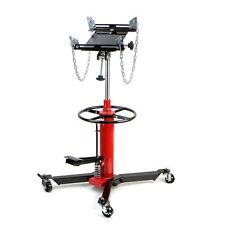 1100lbs Transmission Jack 2 Stage Hydraulic w/ 360° for car lift auto lift new