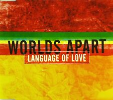 Maxi CD - Worlds Apart - Language Of Love - #A2774