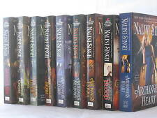 Guild Hunter Novels by Nalini Singh (Books 1-9 in the Series) BRAND NEW
