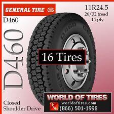 General D460 Semi Tires 11R24.5 $361 Each