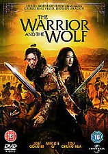 The Warrior And The Wolf (DVD, 2011)