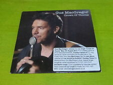 GUS MACGREGOR - CROWN OF THORNS !!!!!!!!! RARE CD PROMO !!!!!!!