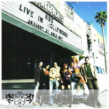 cd REBELDES..RBD..LIVE IN HOLLYWOOD...ofertonnn