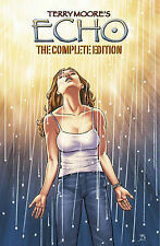 Echo: The Complete Edition by Terry Moore (Paperback, 2011) 9781892597489