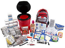 OKTP Emergency Food Storage Supply & Survival Kit In Bug Out Bag Food & Water