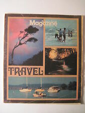 Louisville Courier Journal Magazine Travel 1981. Lake Cumberland! New Harmony IN