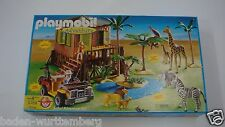 Playmobil 5759 Safari rare adventure set NEW for collectors MIBNO Geobra