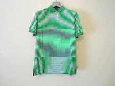 Ralph Lauren Purple Label Lusso Lisle STRIPED POLO
