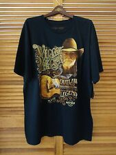 LIMITED TIME * NEW HARD ROCK CAFE WILLIE NELSON & GUITAR MAUI HAWAII T SHIRT 2XL