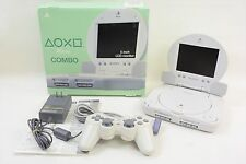 PS one Console System Boxed SCPH-100 with LCD MONITOR SONY Ref/A2158343 JAPAN