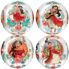Latino Princess Elena of Avalor ORBZ Balloon Birthday Party Decoration Supplies