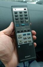Vintage Sony RM-101 Remote Commander Control w/ Battery Cover WORKS LOOK!