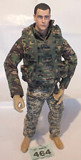 HM Armed Forces MIXED COMBATS Action Figure - Like Action man HMAF - LOT GX464