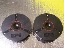 EPI Inverted Dome Tweeter PAIR # 1019  A70  A240 EPICURE