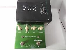 VOX JOE SATRIANI TIME MACHINE DELAY EFFECTS PEDAL FREE U.S.SHIP