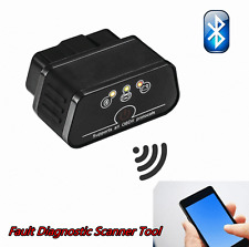 KW903 ODB2 II Diagnostic Code Scanner Reader Android ELM327 Bluetooth Auto Sleep