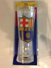 Barcelona FC Tall Pint Glass Officially Licensed Product
