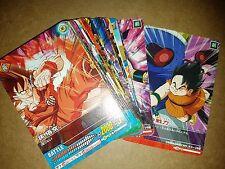 Carte Dragon Ball Z DBZ Data Carddass 2 Part 1 #Reg Set 2006 MADE IN JAPAN