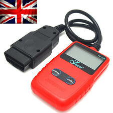 VW CAR FAULT CODE READER ENGINE SCANNER DIAGNOSTIC RESET TOOL OBD 2 CAN BUS EOBD