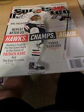 Sports LIIustrated Sept 30 2013 Patrick Kane on Cover