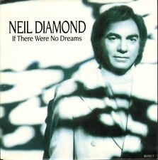 "NEIL DIAMOND if there were no dreams/lonely lady #17 657437 7 dutch 7"" PS EX/EX"