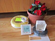 0EMF Under Floor, Warm tile Heating System 10-15 sq.ft.(1-1.5sq.m) -120V