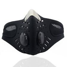 Motorcycle Ski Anti-pollution Mask Sport Dustproof With Activated Carbon Filter
