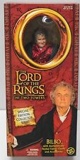 Lord of the Rings 1/6th scale 12in BILBO Action Figure Toy Biz 2003 NIP