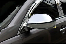 Chrome Side Mirror Cover Molding K342 2 pcs for Kia Sportage 2011 ~ 2015