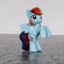 New Loose Hasbro My Little Pony Friendship is Magic Wave Rainbow Dash 4-5cm