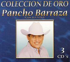 Con Banda: Coleccion De Oro ~ Barraza, Pancho  Box set